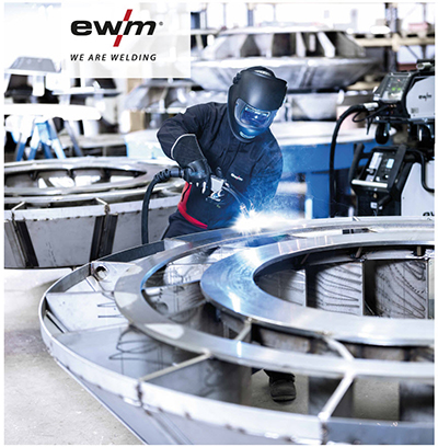 Welding week 2019 in Antwerpen, Belgium