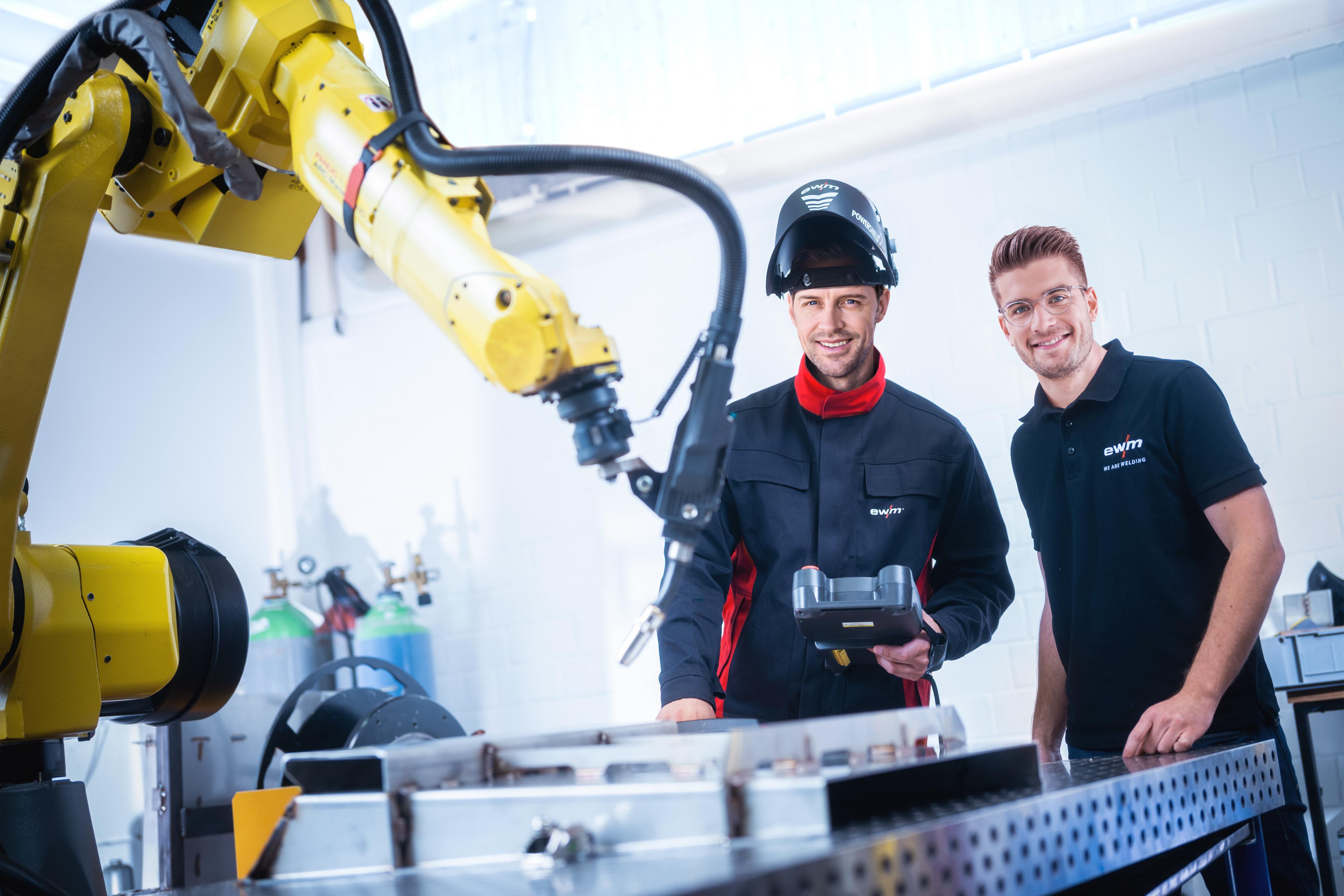 EWM zählt zu Deutschlands 100 innovativsten Mittelständlern 2021
