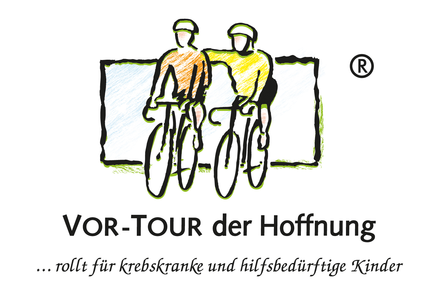 VOR-TOUR der Hoffnung bedankt sich für großzügige Spende