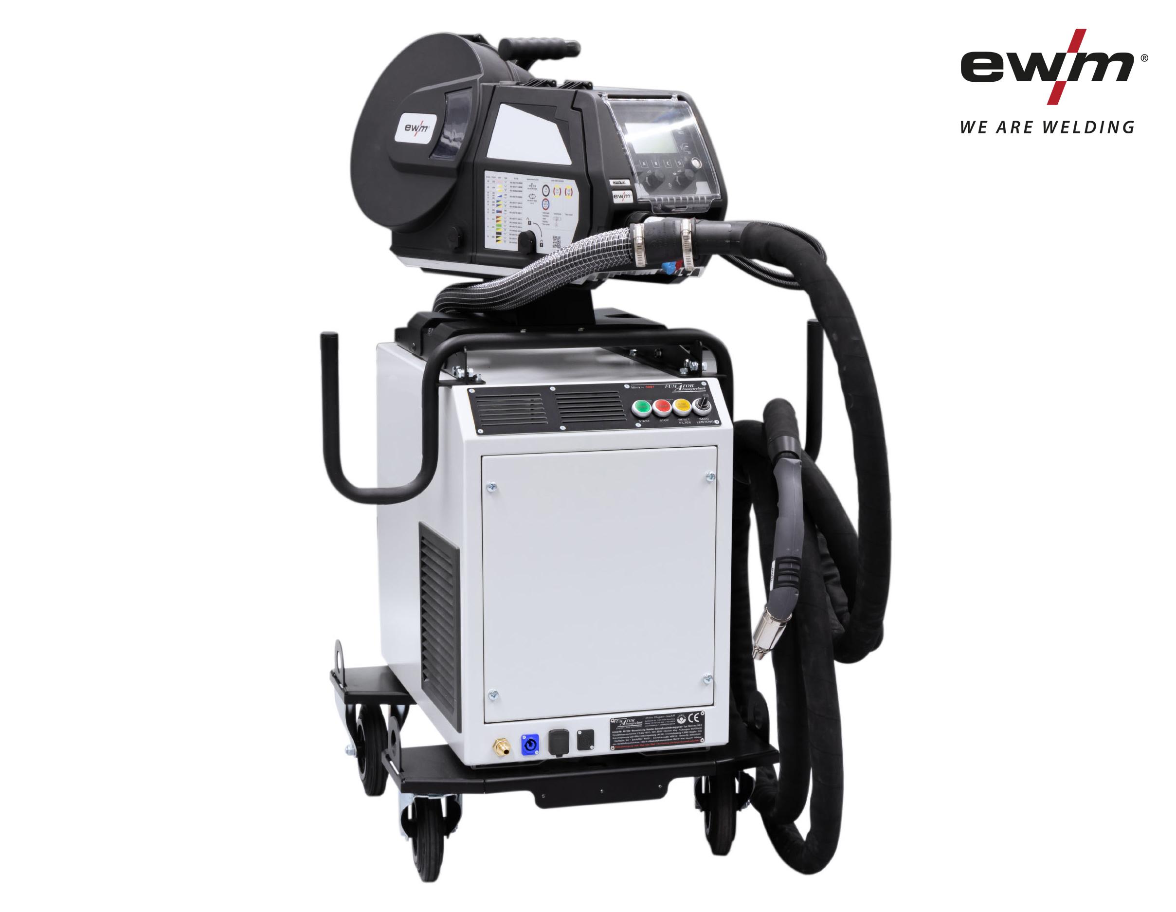 EWM Minivac 200 D
