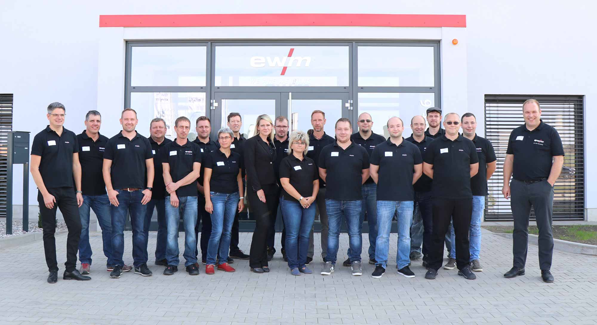 EWM AG celebrates summer party in Wittstock