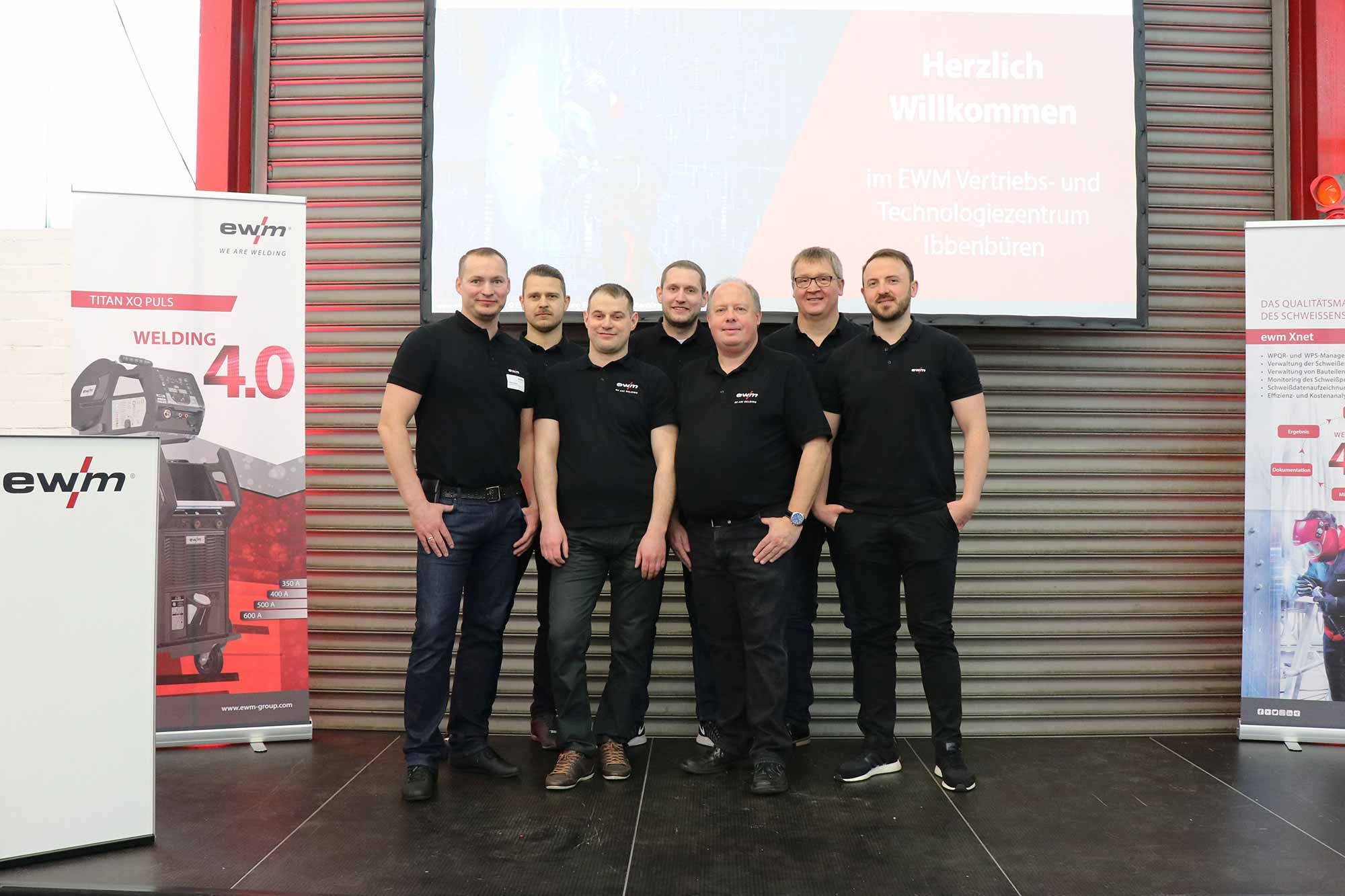 Welding technology manufacturer expands west of Osnabrück