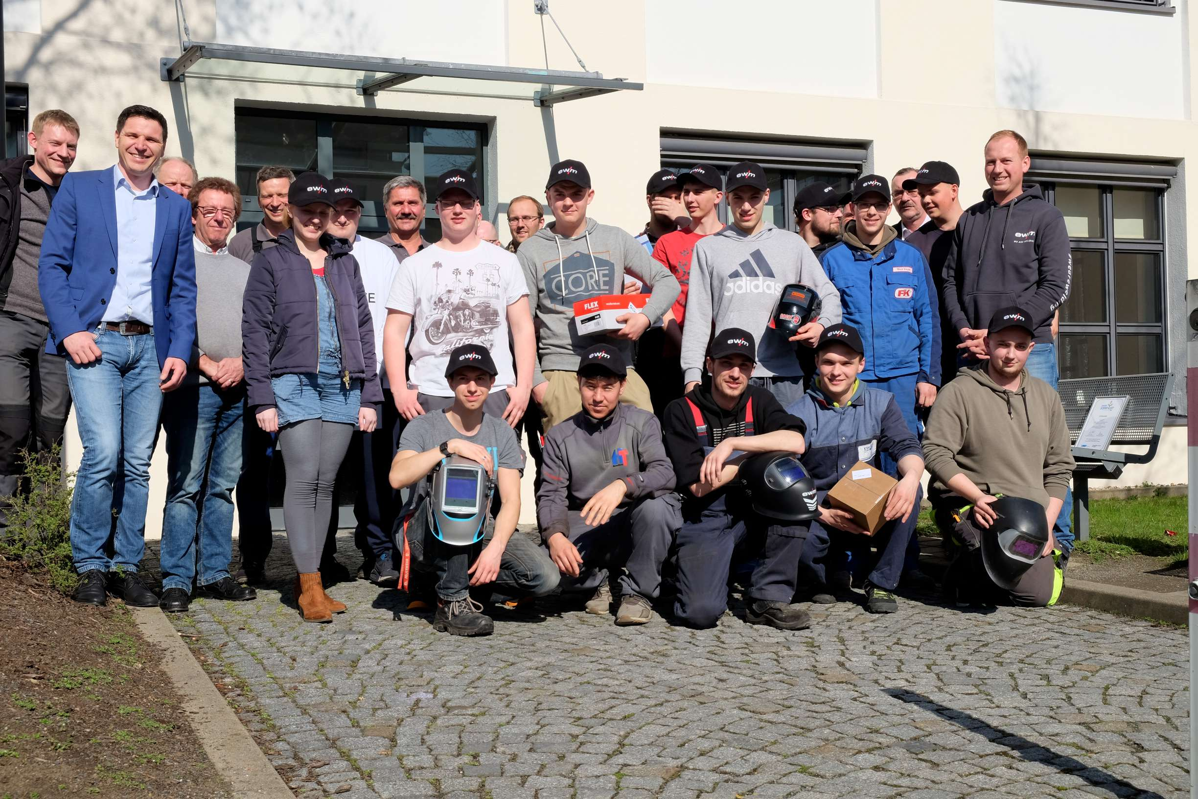 EWM AG to sponsor DVS Jugend Schweißt (Young Welder of the Year) competition