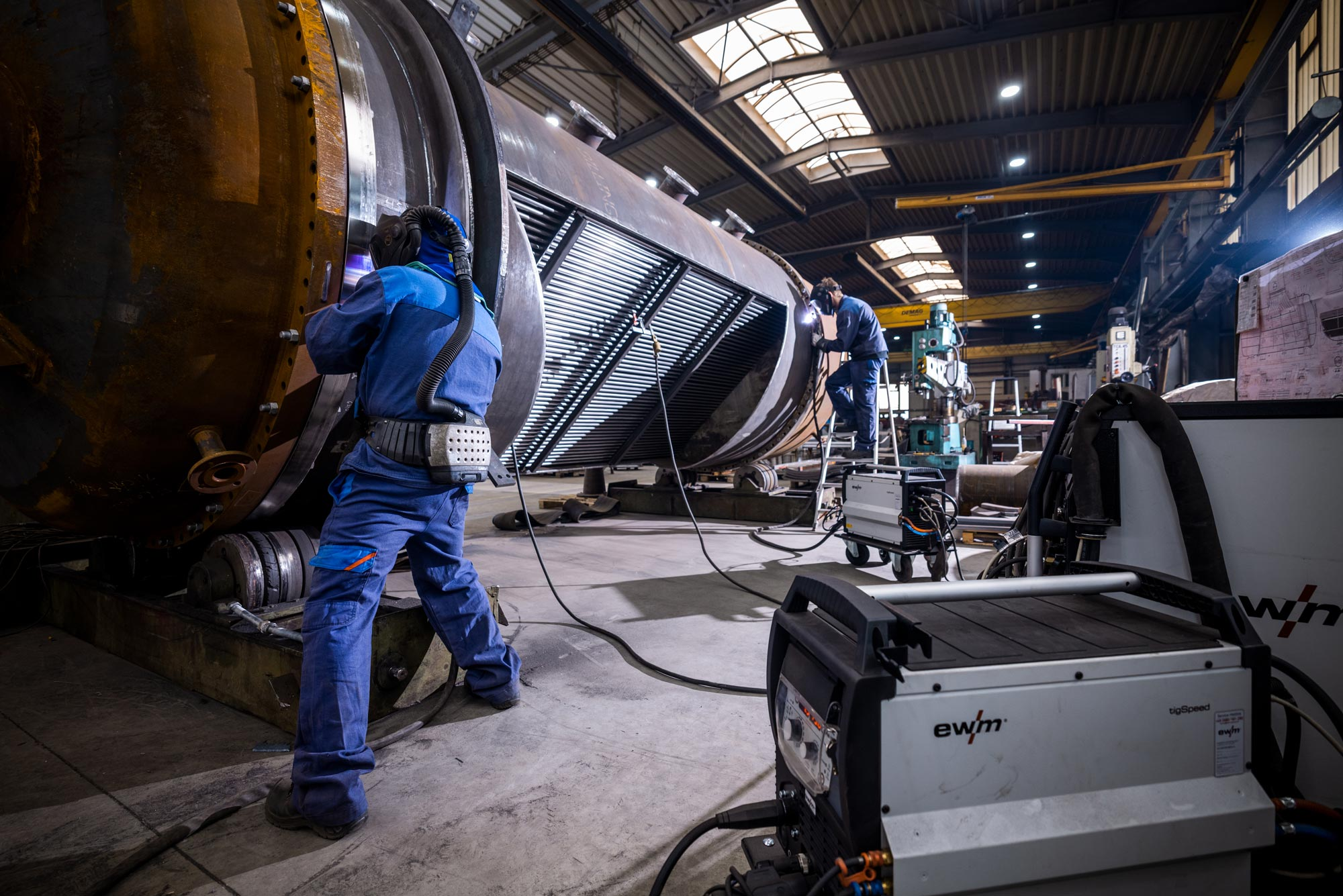 Gebrüder Stahl GmbH 2020
