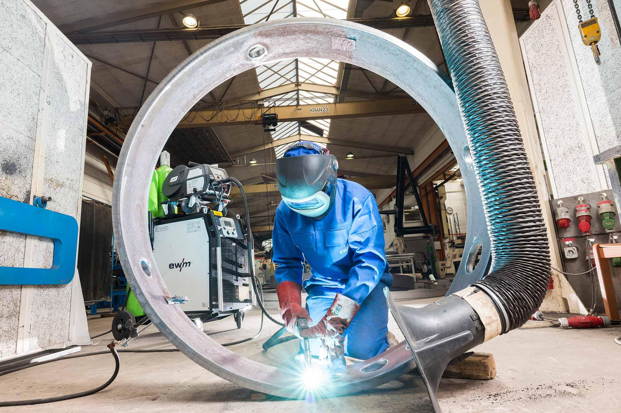 Ebner Industrieofenbau GmbH 2019